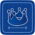 Blueprint Royal Crown icon