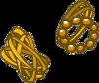 Brazaletes de Oro icono