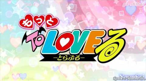 HD Motto To Love Ru Opening Full Sub Español Kotoko - Loop-the-loop