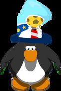 Sombrero de la Copa CP SPRITES