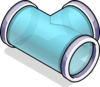 T-joint Puffle Tube sprite 062