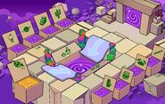 April Fools' Party 2012 Box Dimension
