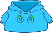 Blue O'berry Hoodie icon