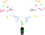 Confetti Blaster sprite 004