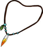 Feather Necklace icon