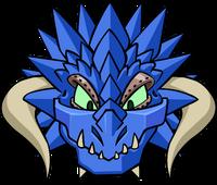 Hidra azul