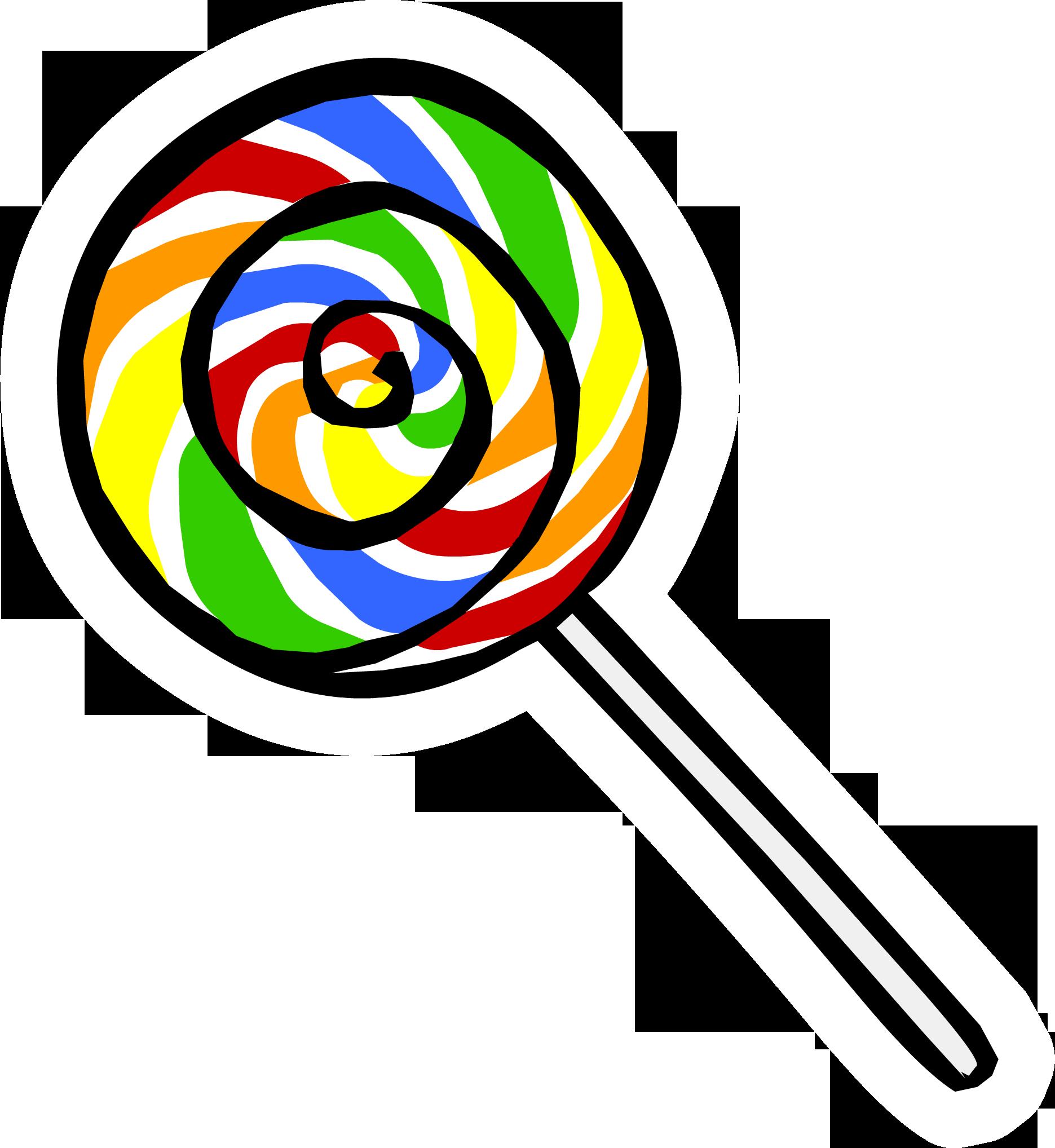 Lollipop Pin