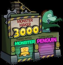 Monster Maker 3000 2016