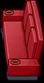 Red Designer Couch sprite 009