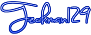 Techman129 font 2