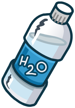 image bottle of h20 png club penguin wiki fandom powered by wikia snowball clip art free snowball clip art images