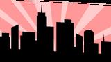 Cityscape sprite 009