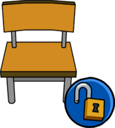 Classroom Chair unlockable icon