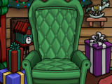 Big Cozy Chair Background