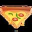 Porción de Pizza Icono