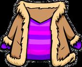 Purple Suede Jacket icon
