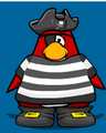 Robbsi, Pirate