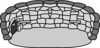 Secret Deluxe Stone Igloo (icon)