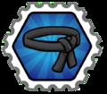 Verdadero ninja (transparente)