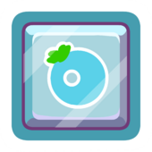 Blue O'berry Pin icon