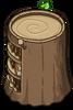 Stump Bookcase sprite 035