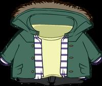Abrigo Verde icono