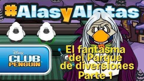 Alasyaletas El Fanstasma del Parque de diversiones..