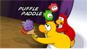 CPGD Minigame Puffle Paddle