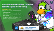 DJ3K Membership Error