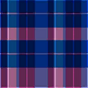 Fabric Plaid school icon