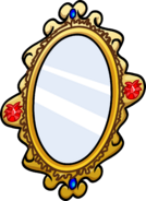 Ornate Mirror sprite 001