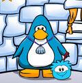 Penguin-Pal walking Sikais