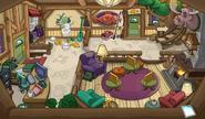 Refugio Pufflístico Fiesta de Puffles 2015