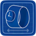 Blueprint Handy Watch icon