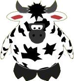 Disfraz de Vaca sprite