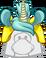 Gorro de Puffle Unicornio icono