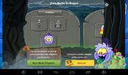 Interfaz Fiesta de Noche de Brujas 2016 App 1