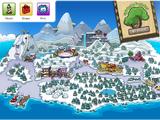 Wyspa Club Penguin
