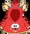 Red Deer Hoodie icon