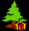 Small Christmas Tree sprite 005