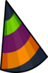 6th Anniversary Hat clothing icon ID 1308