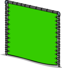 Green Screen sprite 009