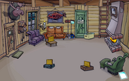 Operation Puffle Ski Lodge