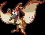 OrangePteranodon