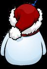 Santa Hat Snowman sprite 005