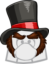 The Holiday Topper clothing icon ID 1740