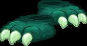 Enchanted Feet Icon 6197
