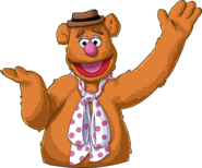 Fozzie passport cutout