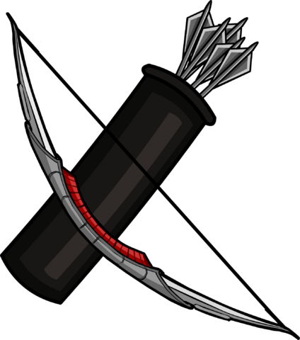 File:Hawkeye Quiver & Bow icon.png