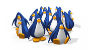 Penguin Chat 3D Penguins